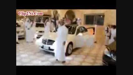 جشن عروسی عربا عروسی رو با میدان جنگ اشتباه گرفتن
