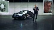 جزئیات مخوف آیرودینامیک خودروی مفهومی BMW i8