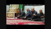شب ششم محرم ۹۳ دعای توسل توسط آقای داود معینی