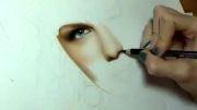 نقاشی با مداد - تیلور سویفت