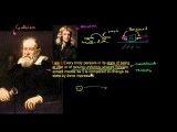 قانون اول حرکت نیوتن - انگلیسی