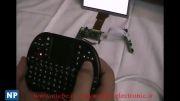 تست کامل صفحه کلید بی سیم و مینی پی سی 802 و مبدل تصویری و ب