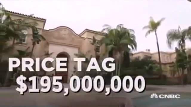 گرانترین خانه ی دنیا