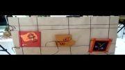 اولین نمایشگاه گروهی زیور آلات و کارتهای دست ساز