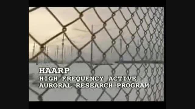 جنگ های آب و هوایی ایلومناتی (H.A.A.R.P)