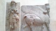 مجسمه تخت جمشید در موزه ی لوور پاریس!!! (خودم گرفتم :)