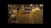 برف ،زندگی ( مستندی درباره بارش برف در بندرانزلی )