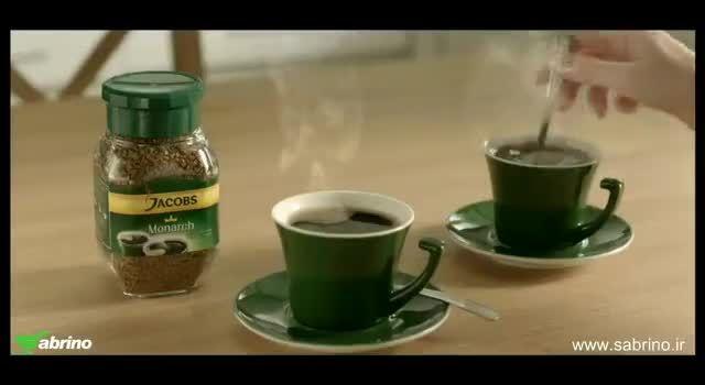 تبلیغ طنز و آرامش بخش قهوه جاکوبز (Jacobs Coffee)