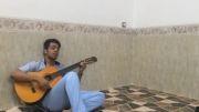 اجرای آهنگ گریه کن توسط امیر علی