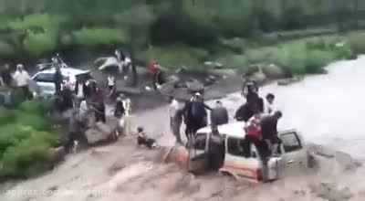 Flood accident