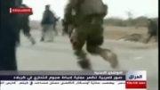 بازداشت وهابی انتحاری قبل از انفجار