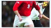 چاق ترین فوتبالیست های جهان کدامند؟