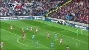 منچسترسیتی 0-1 استوک سیتی ( هفته 3 لیگ برتر )