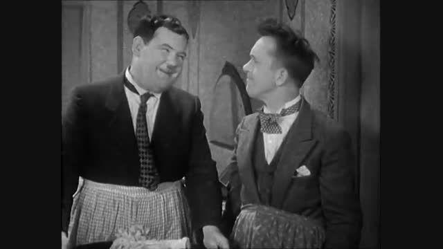 فیلم کمدی کوتاه Perfect Day ازسری فیلم های لورل و هاردی