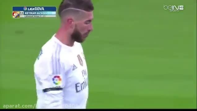 برد 4 بر 0 بارسلونا و تحقیر رئال در سانتیاگو برنابئو