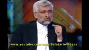 ادعاهای سعید جلیلی به سبک احمدی نژاد