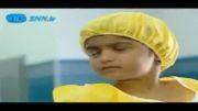 بینا شدن دختر بچه توسط وزیر بهداشت