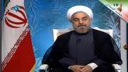 تیکه روحانی به رییس جمهور قبل
