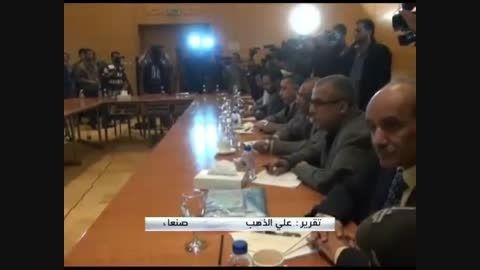 پشت پرده استعفای رئیس جمهور و دولت یمن + فیلم