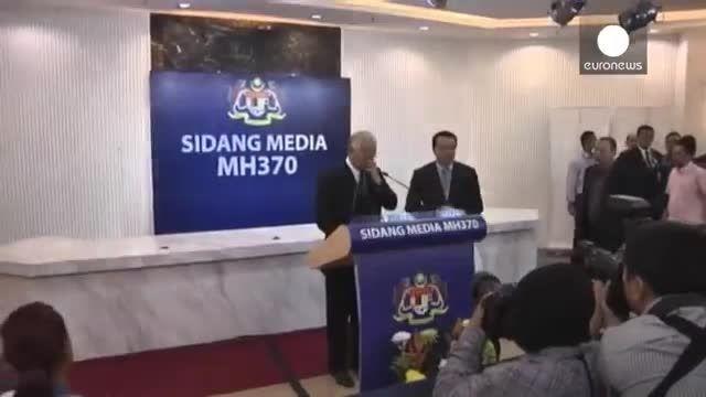 نخست وزیرمالزی:قطعه پیدا شده متعلق به بوئینگ مالزی است