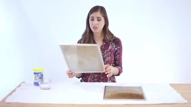 چگونگی تمیز کردن فیلتر هود آشپزخانه ؟