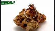 انگشتر از جنس نقره با عیار 925 (بالاترین عیار نقره) .
