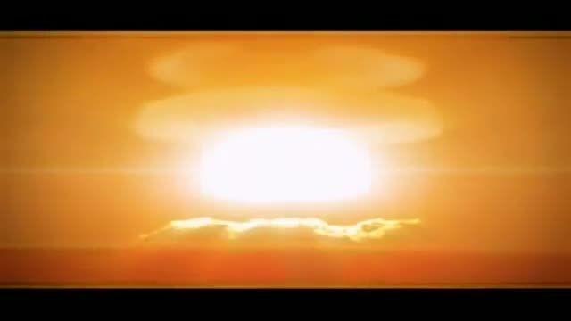 انفجار بزرگترین بمب اتمی تاریخ . کل زمین رو لرزاند