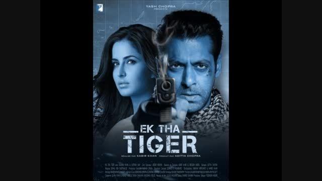 آهنگ اول از فیلم زیبای Ek Tha Tiger