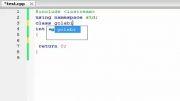 آموزش فارسی برنامه نویسی به زبان C++ قسمت 22