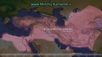 نقشه های تاریخی ایران