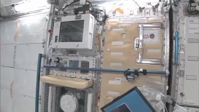 تور ایستگاه فضایی بین المللی ISS