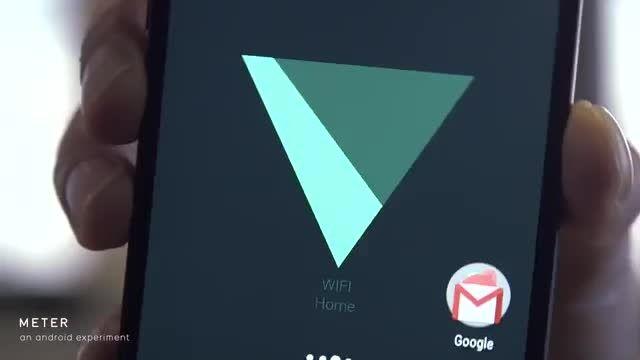 شهرسخت افزار: والپیپر جدید گوگل بر روی گوشی های اندروید