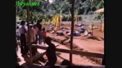 خودکشی دسته جمعی اعضای یک کلیسا