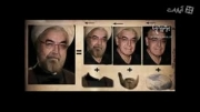 شباهت عجیب بازیگر معروف به روحانی