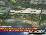 خانه 75 میلیون دلاری