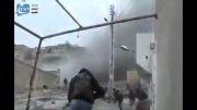 انفجار در مسیر فرار تروریست ها