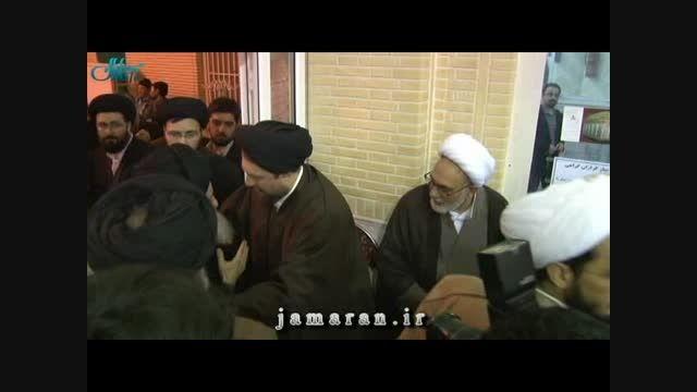 مراسم بزرگداشت دکتر سید صادق طباطبایی در قم