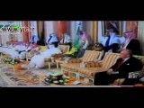 عطاءالله مهاجرانی، در جشن شاه سعودی