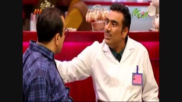 تیزر سریال طنز «در حاشیه» از مهران مدیری