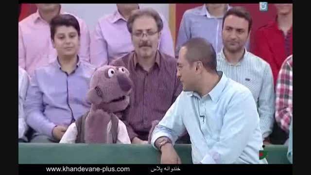 خندوانه - جناب خان (سرماخوردگی)