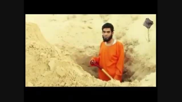 جنایت جدید داعش-داعش به افراد خودش هم رحم نکرد
