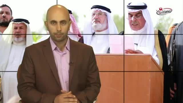بیعت شیوخ عشایر سنی فلوجه با داعش-shiawaves.net