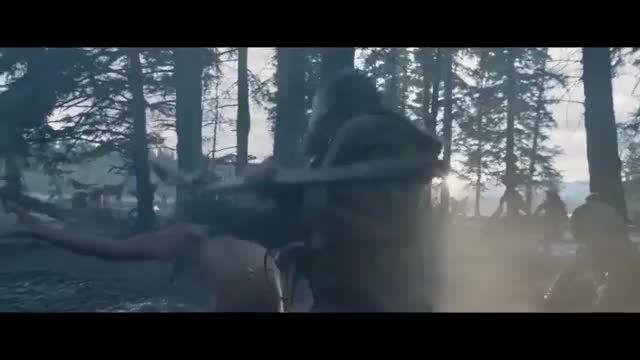 تریلر دوم (2015) The Revenant بازگشته از مرگ