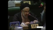 فیلم تذکر شفاهی(اردیبهشت93)سید محمدباقر عبادی به وزیر