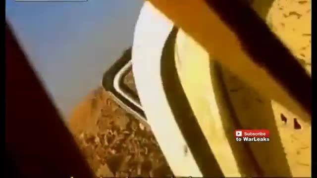 حمله نیروی هوایی عراق به کفتارهای داعشی در تکریت