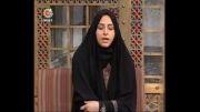 برنامه اینجا ایران است - حسنا محمدزاده- غزل ایران