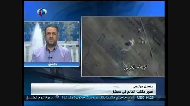 ایران نیروی زمینی به سوریه اعزام کرد - خدا پشت پناهشون