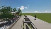 پروژه طراحی شرکت زیمنس المان