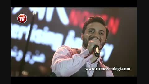گزارش تی وی پلاس از شب کنسرت بابک جهانبخش+گفتگو