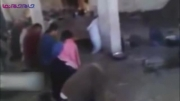 اعدام گروهی شهروندان سوری